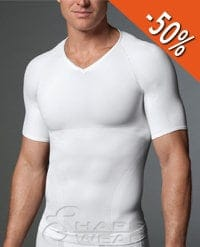Zoned Compression V-Neck