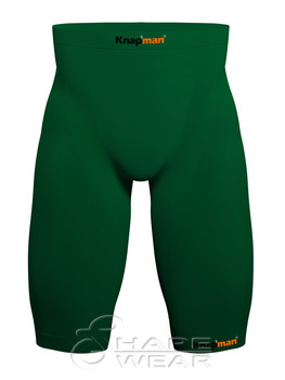 Zoned Compression Short USP 45 groen