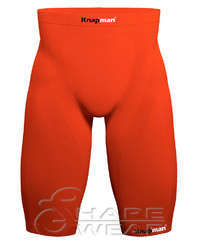 Zoned Compression Short USP 45 oranje