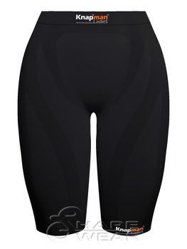 Zoned Compression Short Ladies USP45 zwart