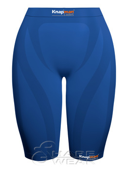 Zoned Compression Short Ladies USP45 royal blue