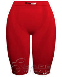 Zoned Compression Short Ladies USP45 rood