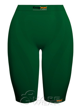 Zoned Compression Short Ladies USP45 groen